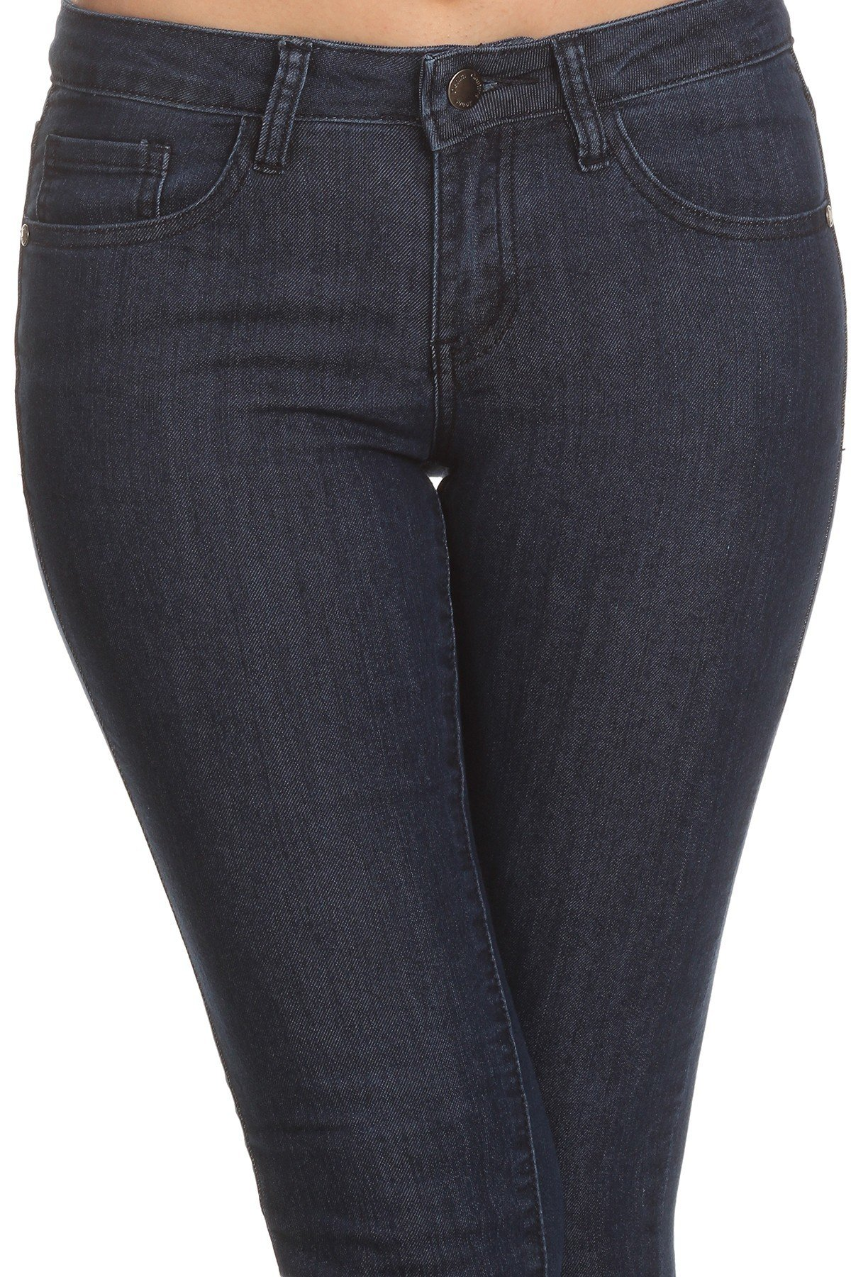 Denim Couture Skinny Jean