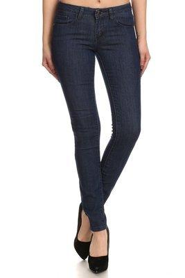 Denim Couture Skinny Jean