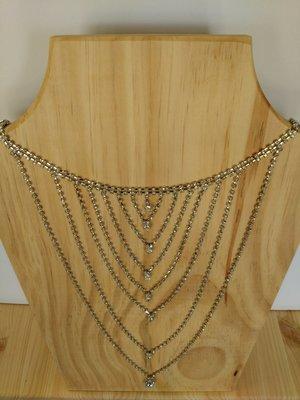 Beautiful Back Necklace