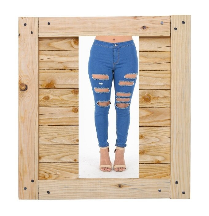 American Bazi Ripped Jeans 759111