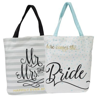 Wedding Shopping Tote