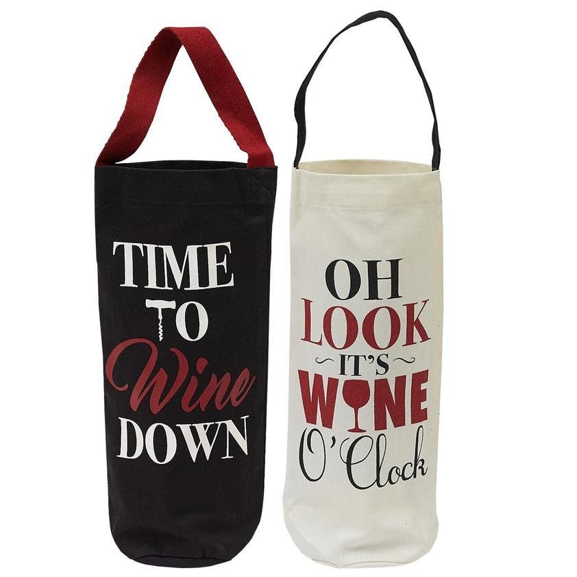 Wine Bottle Tote
