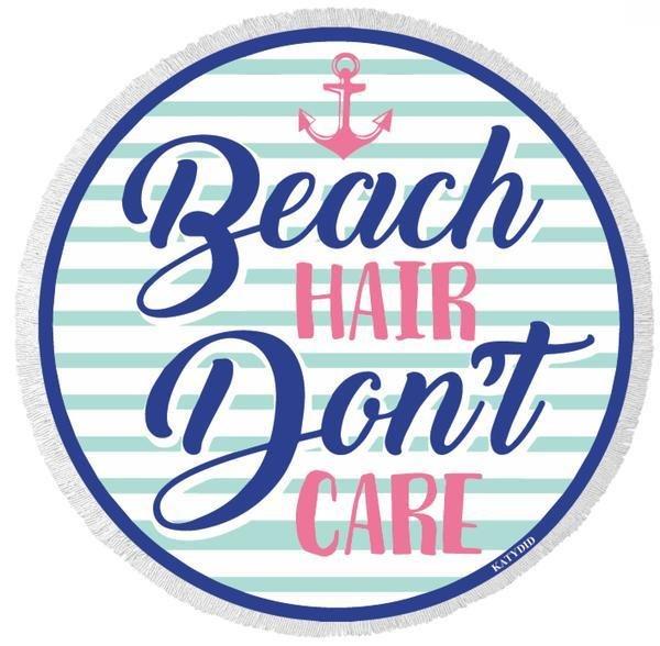 Beach Hair Don't Care BH7140