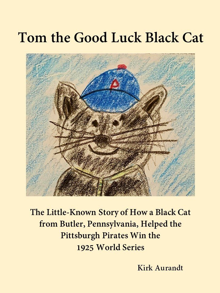 Tom the Good Luck Black Cat (Hardcover Edition)
