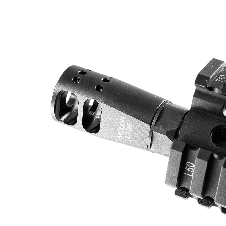 S-Type Compact High Performance Muzzle Brake AR AK USA