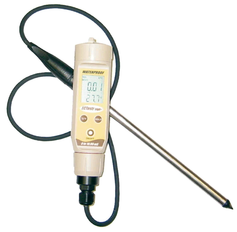 """Spectrum Field Scout EC Meter w/ 8"""" Probe"""