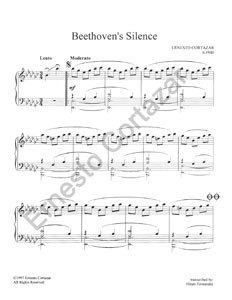 beethoven silence free download