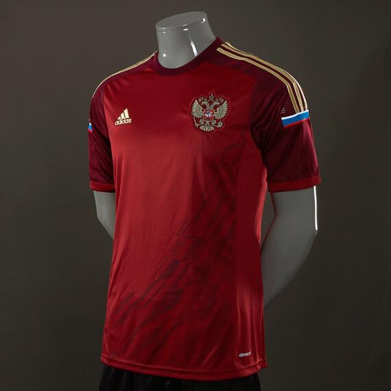 timeless design ca518 692e1 Original Russia Home Jersey World Cup 2014