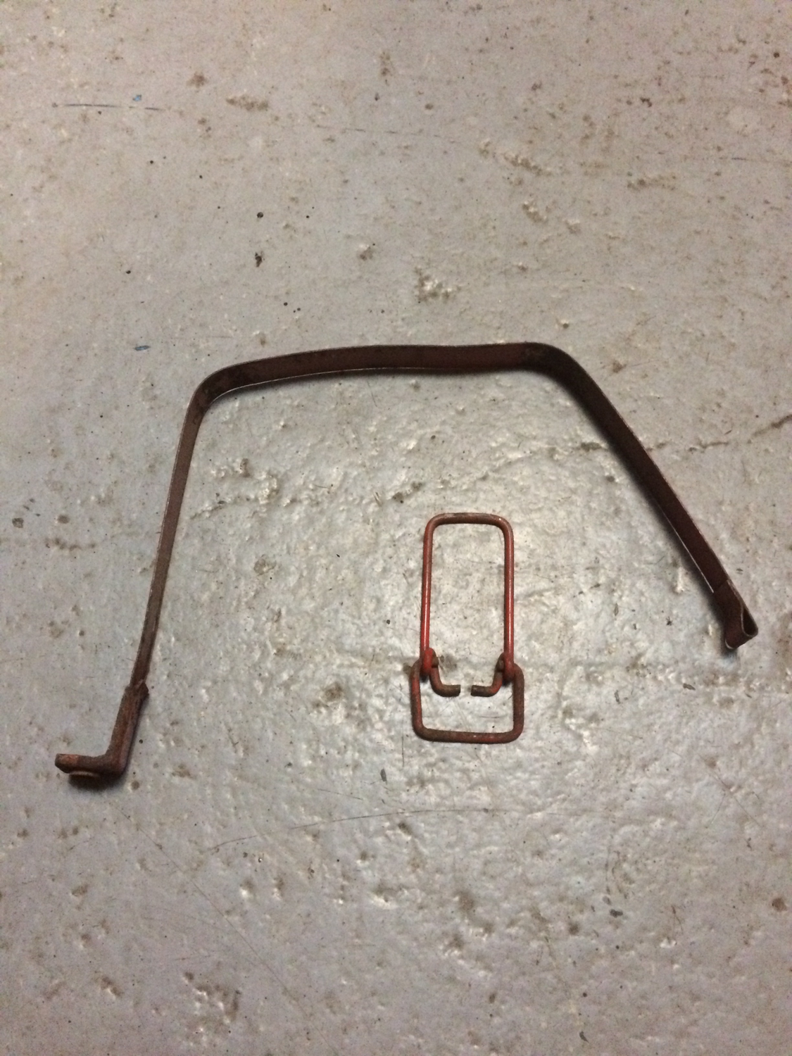 Type 2 battery strap
