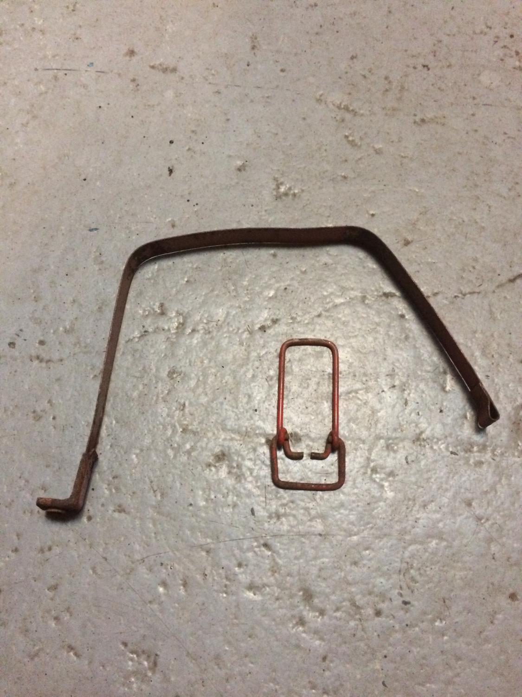 Type 2 battery strap