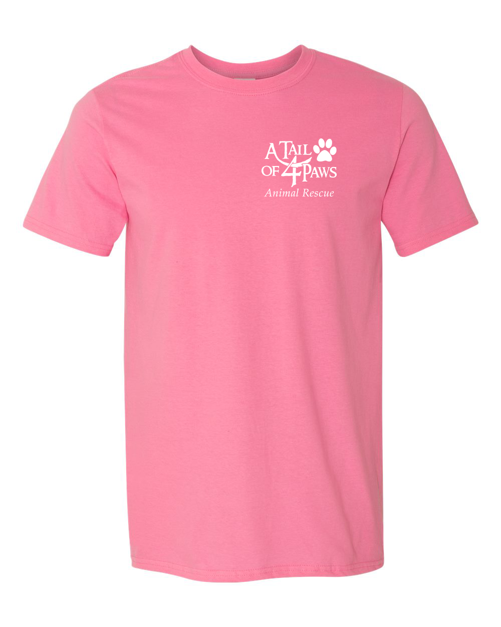 Front of Shirt Pink
