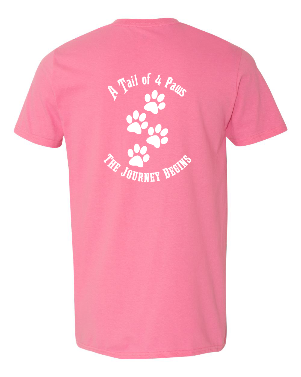Back of Shirt Pink