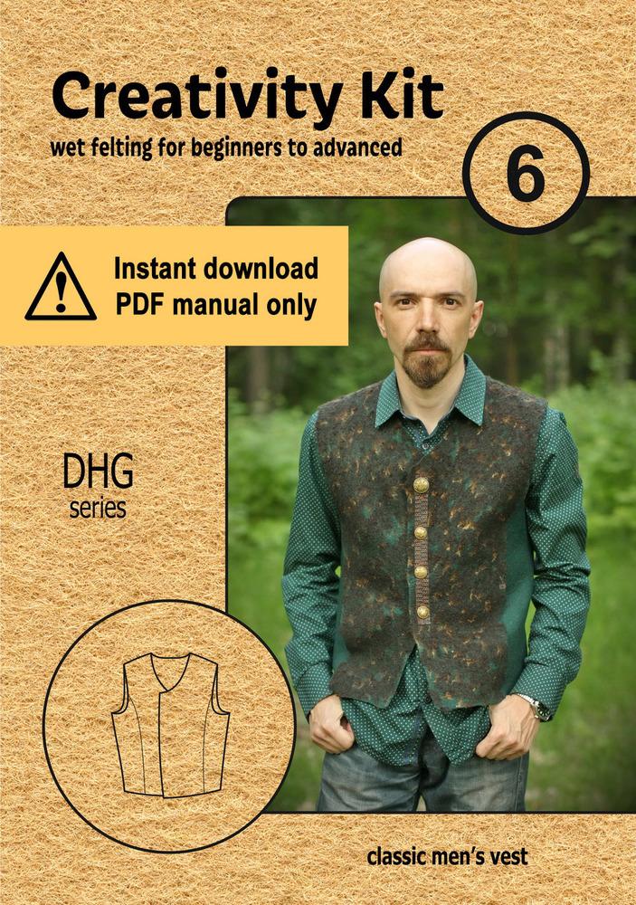 Dhg.6 / Classic men's vest