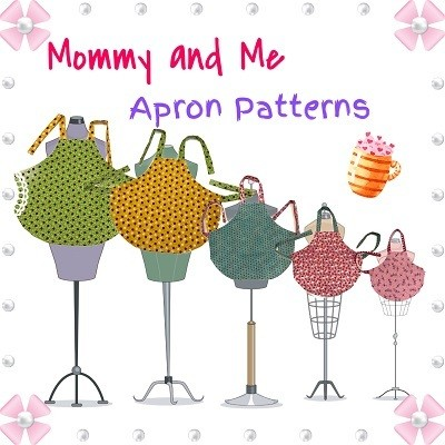 Mommy & Me Apron Patterns
