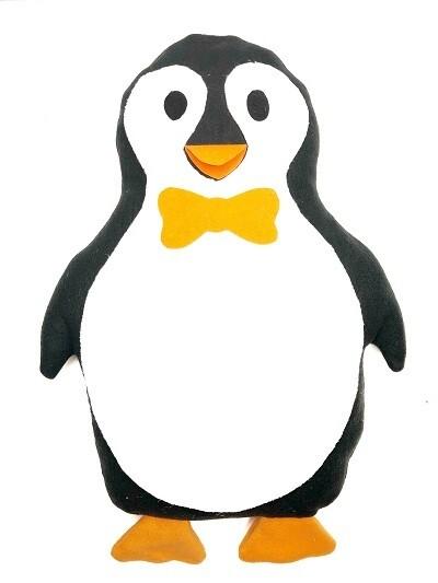 Penguin Sewing Pattern