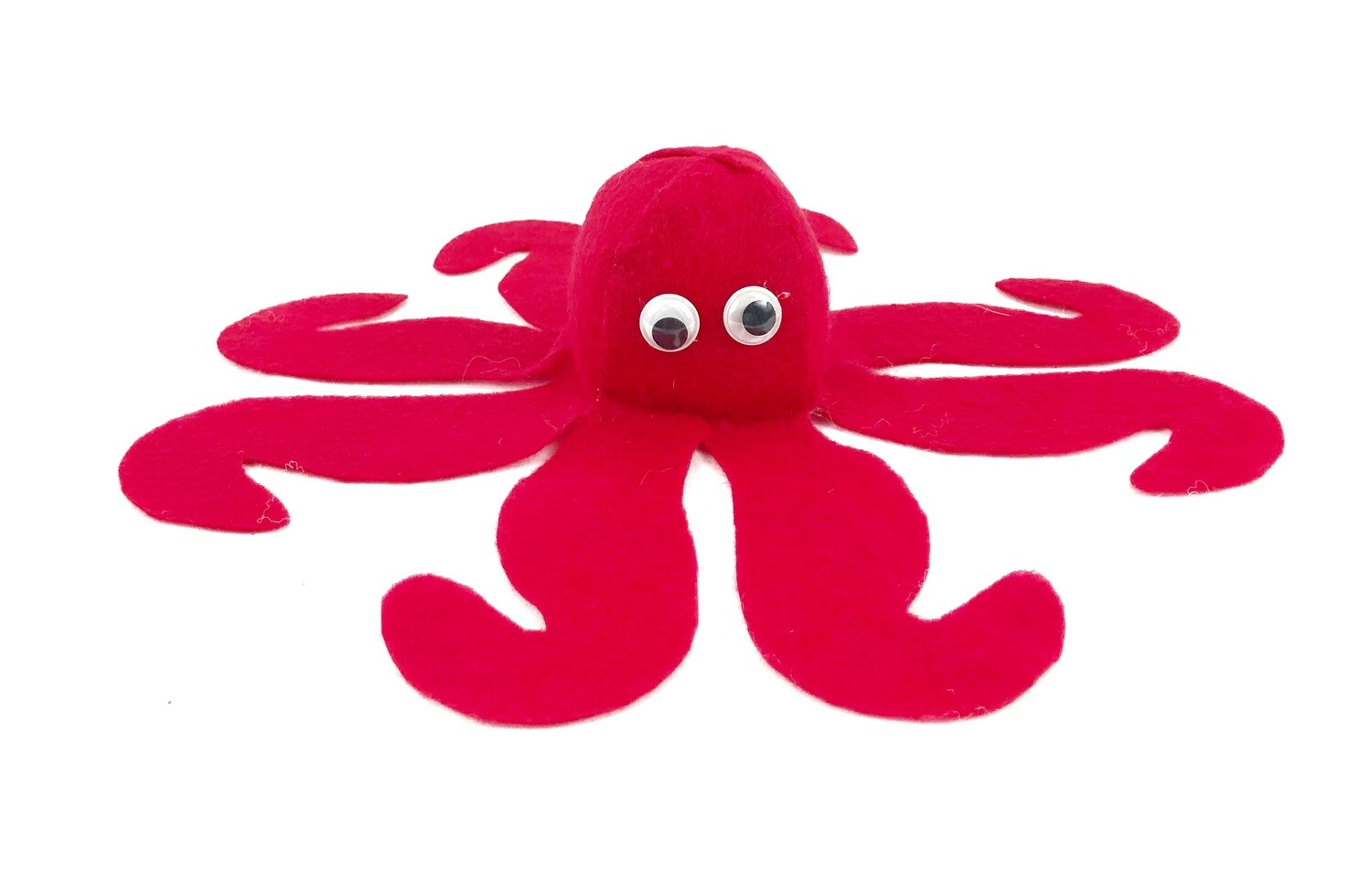 Octopus Sewing Pattern with Short Story
