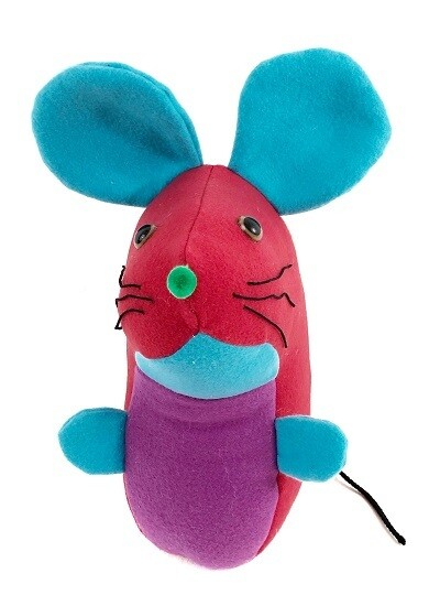 Mouse Stuffed Animal Pattern