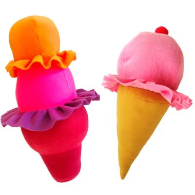 Plush Ice Cream Pattern
