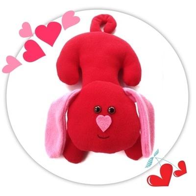 Valentine Pattern, Valentine Puppy