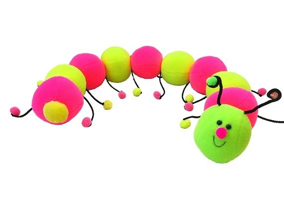 Caterpillar Pattern with Short Story small caterpillar with short story
