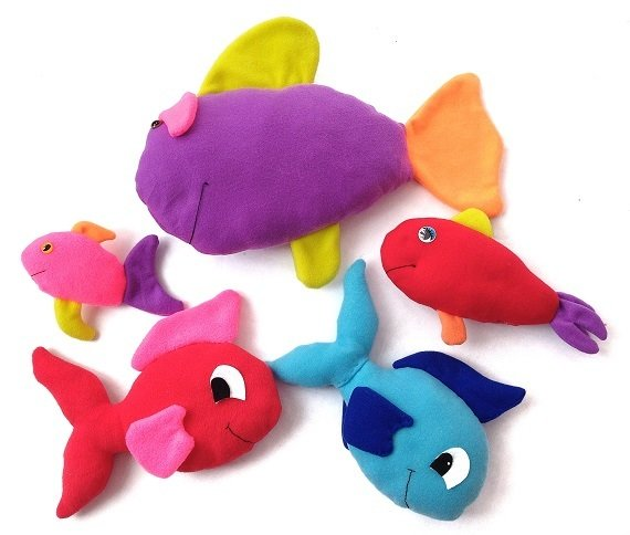 Fish Sewing Patterns