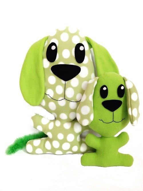 Dog Stuffed Animal Pattern
