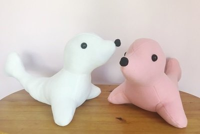 Seal Plush Pattern