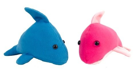 Dolphin Sewing Pattern