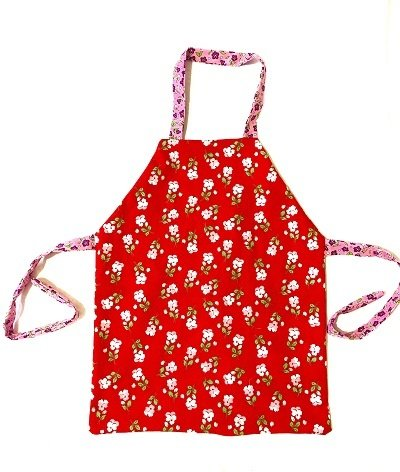 Child's Apron Pattern - Small