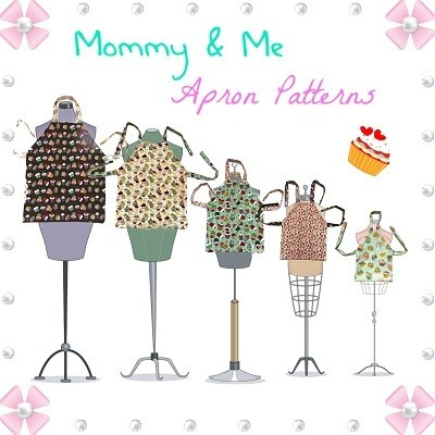 Mommy & Me Apron Patterns