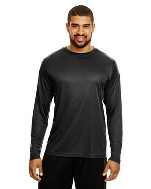 Mens Zone Performance Long Sleeve T-Shirt
