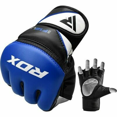 RDX F12 MMA Grappling Sparring Kickboxing Punching Bag Gloves