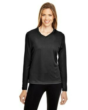 Ladies Zone Performance Long Sleeve T-Shirt