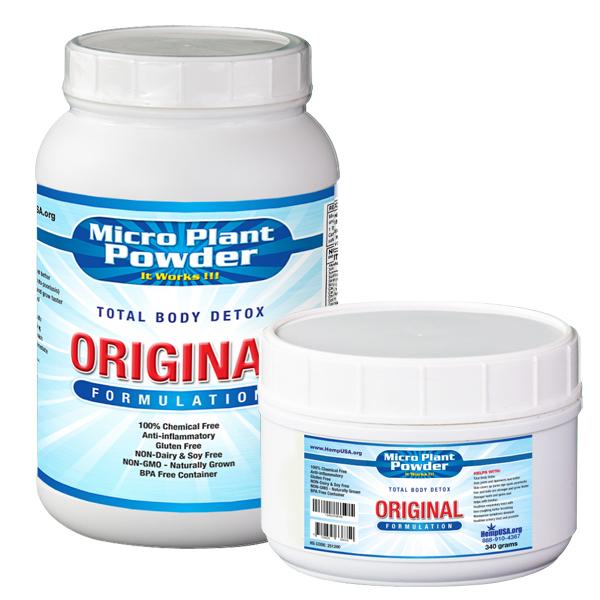 HempUSA Micro Plant Powder (Original)
