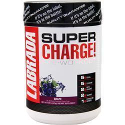 LABRADA Super Charge Pre Workout Powder