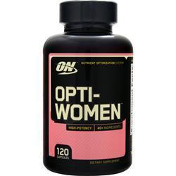 OPTIMUM NUTRITION Womens Opti Multi Vitamin (with iron 18mg)