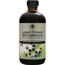 NATURES ANSWER Vitamin B Complex Liquid