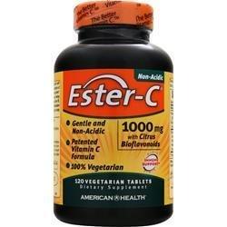 AMERICAN HEALTH Vegetarian Ester-C with Citrus Bioflavanoids