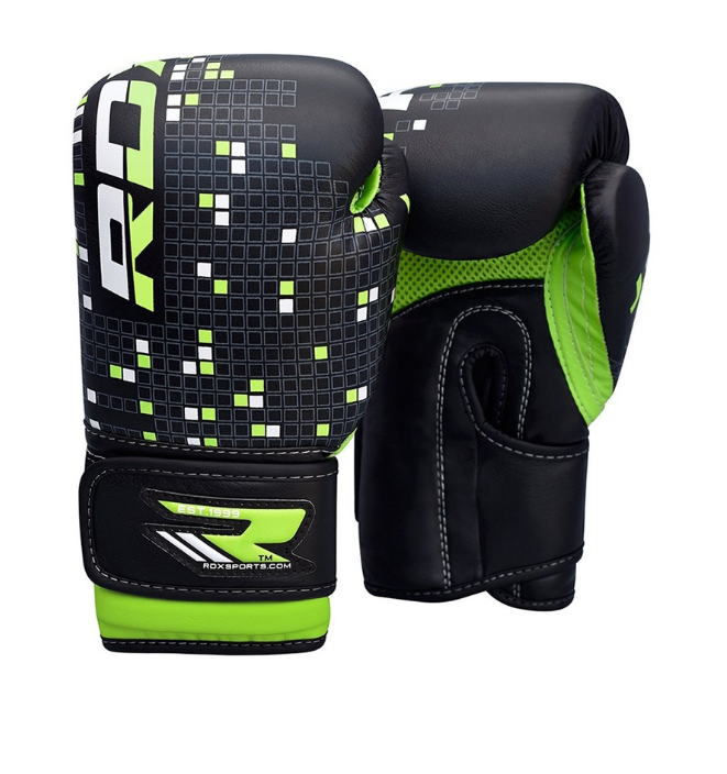 RDX SPORTS 3B Kids Dino Kickboxing Gloves