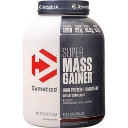 DYMATIZE NUTRITION Super Mass Gainer Protein
