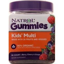 NATROL Kids Multi Vitamin Gummies