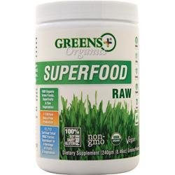 GREENS PLUS Organic Superfood