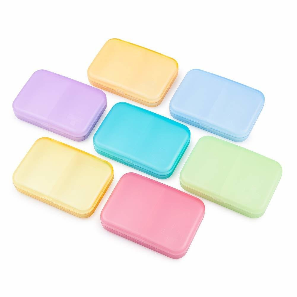PILLBOX Pocket Size Pill Box