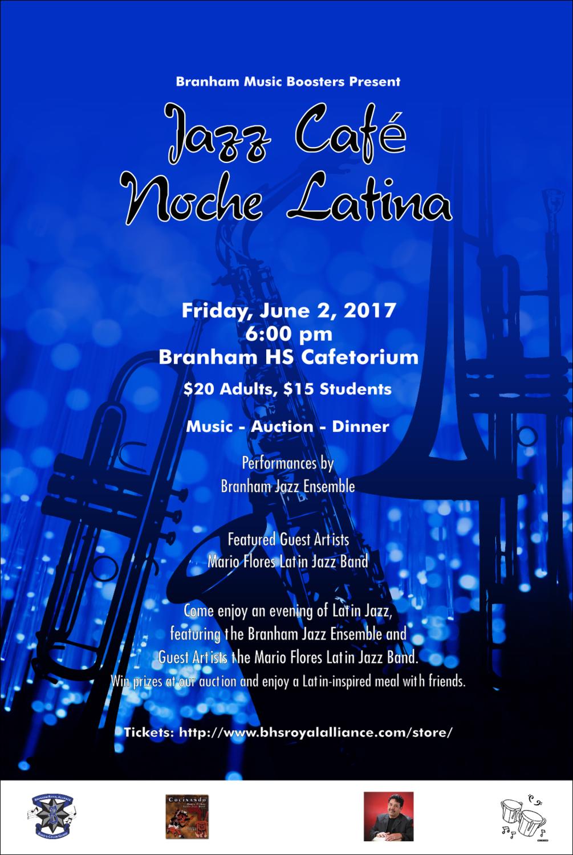 Jazz Café: Noche Latina
