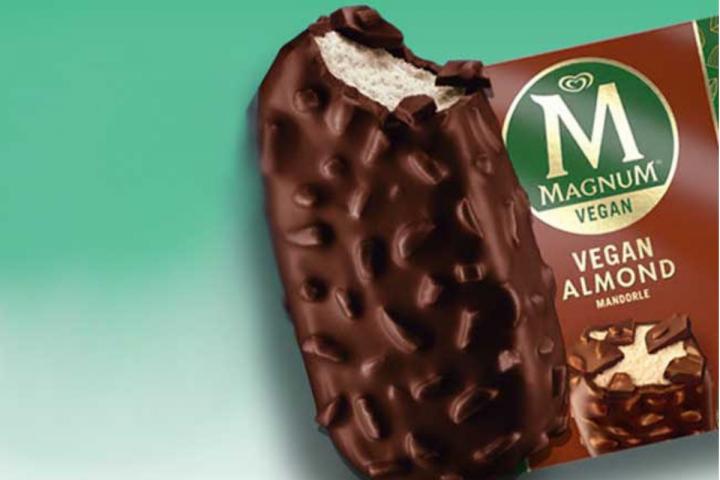 Magnum vegan almond 20 x 90ml NIEUW 050106