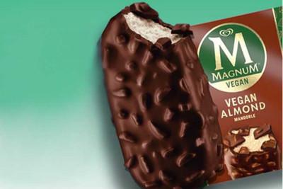Magnum vegan almond 20 x 90ml NIEUW