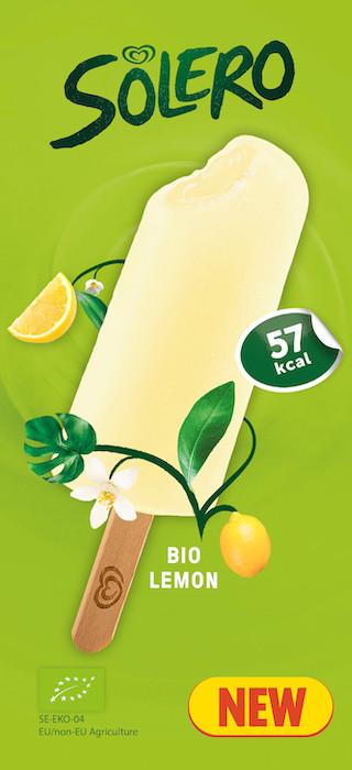 Solero Lemon Bio 35 x 52ml