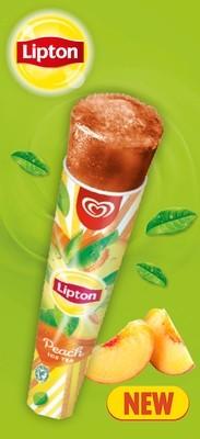 Calippo Lipton Ice Tea Peach 24 x 105ml