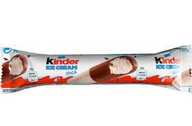 Kinder ice cream bar 24 x 45 ml NIEUW