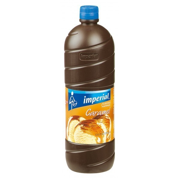 Topping caramel 1L Imperial